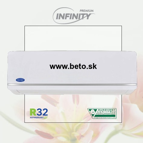 CARRIER Wifi Active INFINITY PREMIUM 7.0 kW