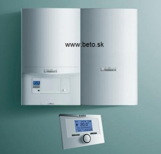 VAILLANT  ecoTEC plus so zásobníkom - VU 146/5-5 ecoTEC plus